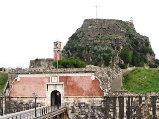 Corfu; Κέρκυρα; Kérkyra; Corfou; Corcyre; Grecia; Greece; Grèce; Ελλάδα; ciudadela vieja; castillo; fortaleza; castle; château