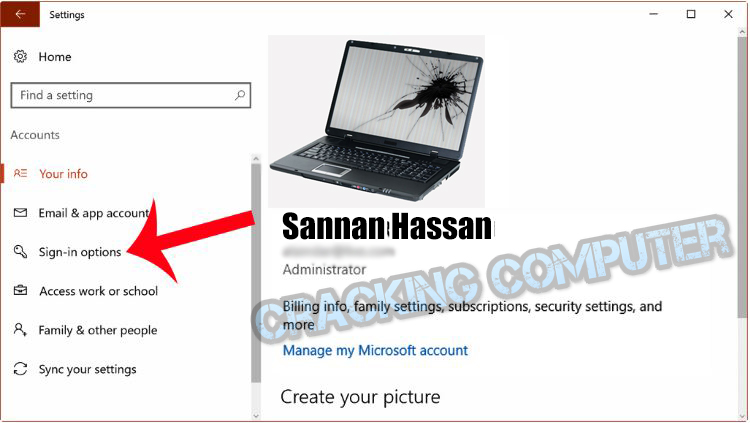 Login Windows 10 With Your Face Or Fingerprints
