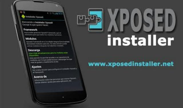 Aplikasi Pengganti Xposed Installer Untuk Android Yang Belum di Root.