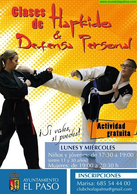 Clases de Hapkido & Defensa Personal