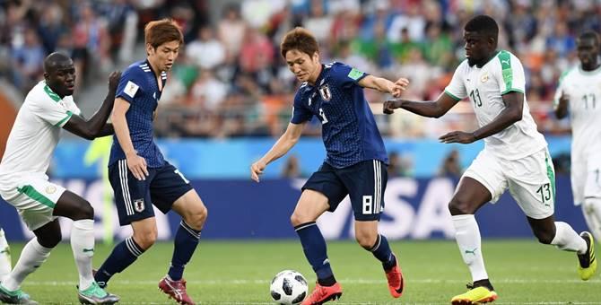 Jepang vs Senegal - Piala Dunia 2018