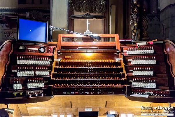 Katedralne organy we Fromborku