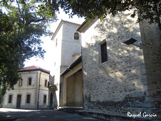 Parroquia de Nuestra Señora de la Asunción en Respaldiza, Aiala (Álava)