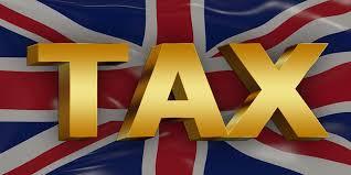 brytyjski system skarbowy