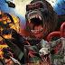 Nouvelle affiche internationale pour Kong : Skull Island de Jordan Vogt-Roberts
