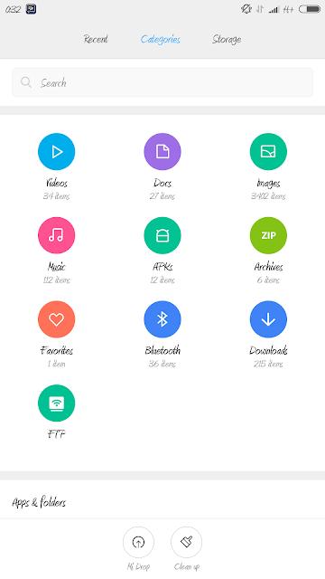 Cara mudah pasang Custom Font di MIUI 9