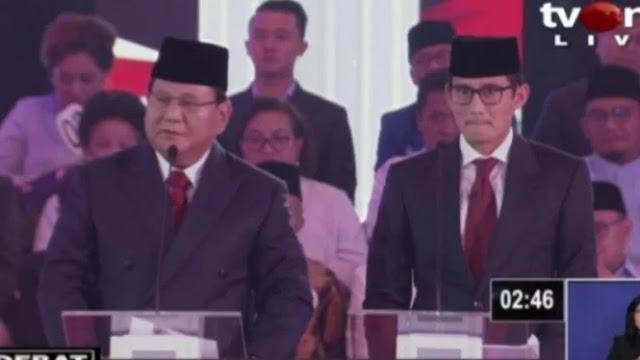 Prabowo Bakal Buang Pejabat Korup ke Pulau Terpencil