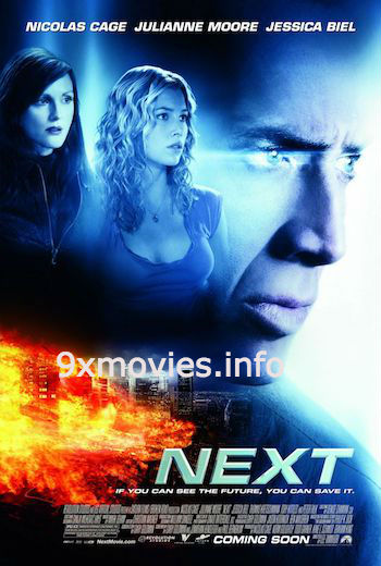 Next 2007 Dual Audio Hindi 720p BluRay 700mb