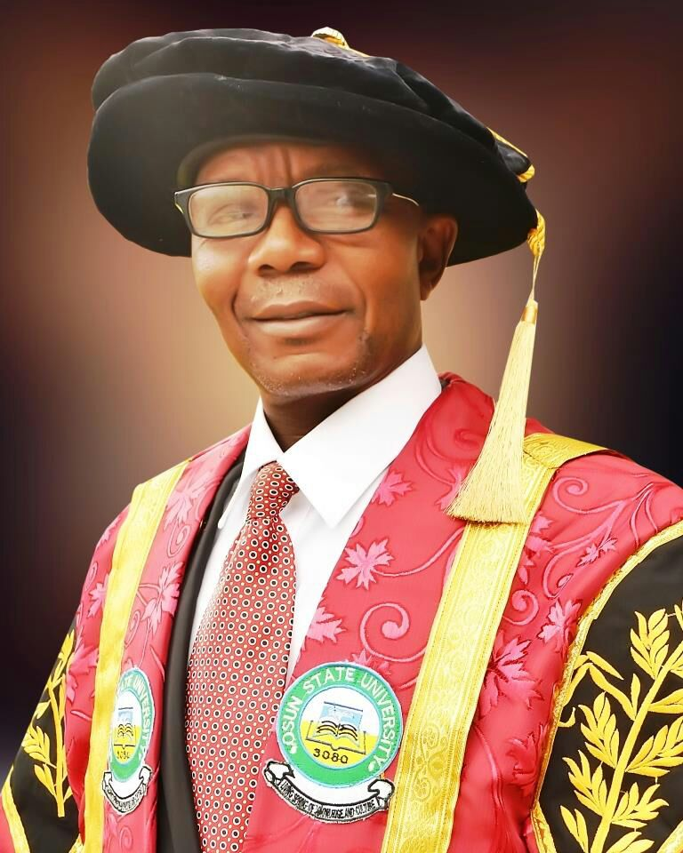 Prof. Labode Popoola. Photo: AmiLoaded