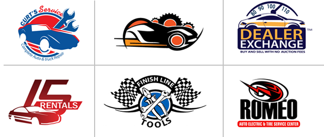Car Logo Design | Cars Show Logos