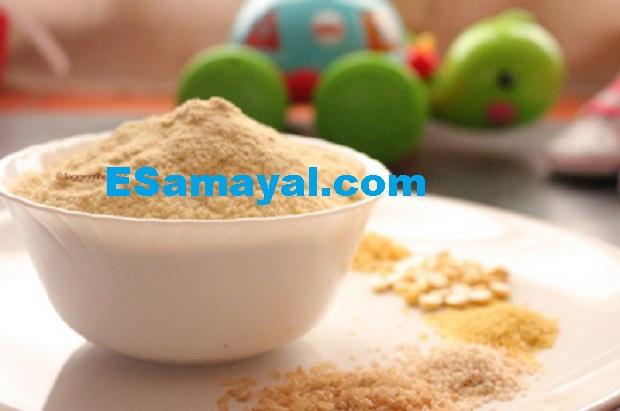 மல்ட்டி கிரெய்ன்ஸ் பொடி செய்வது எப்படி? | Multi Cereals Flour !