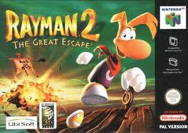 Free Download Rayman II The Great Escape N64 For PC  Full Version ZGASPC