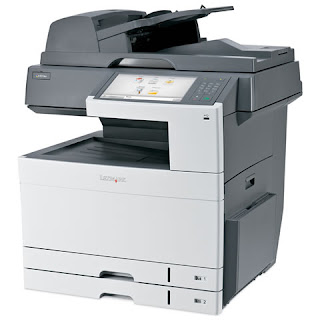 Lexmark X925de Driver Download