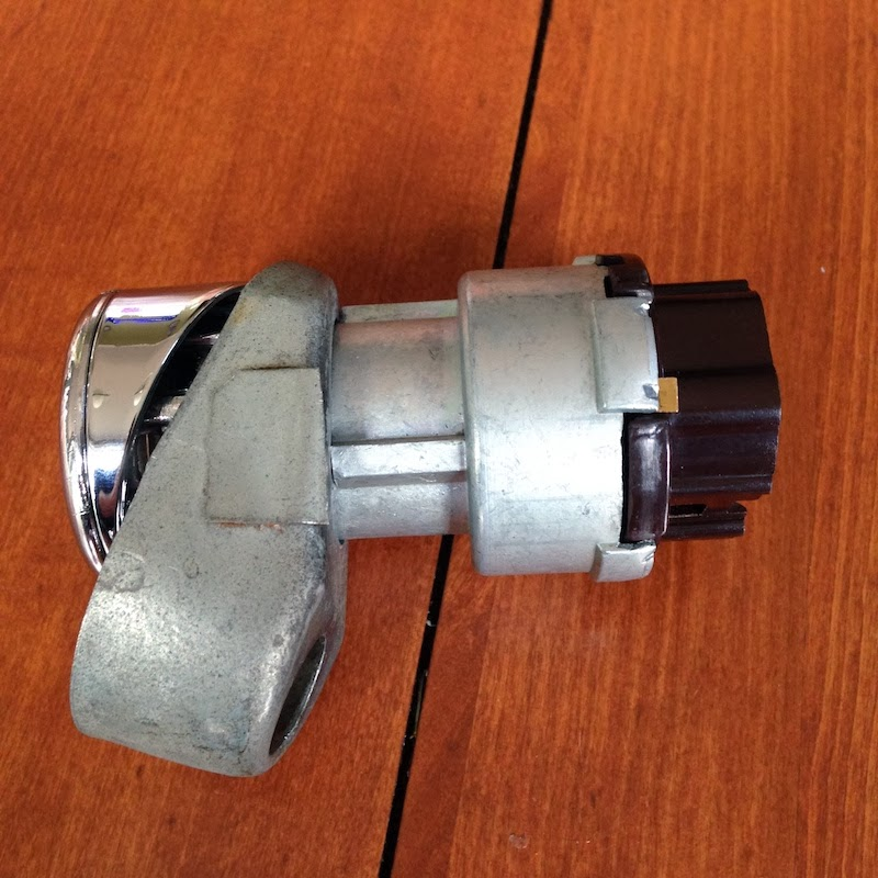 Vintage Mustang Forums  1969 ignition switch spacer