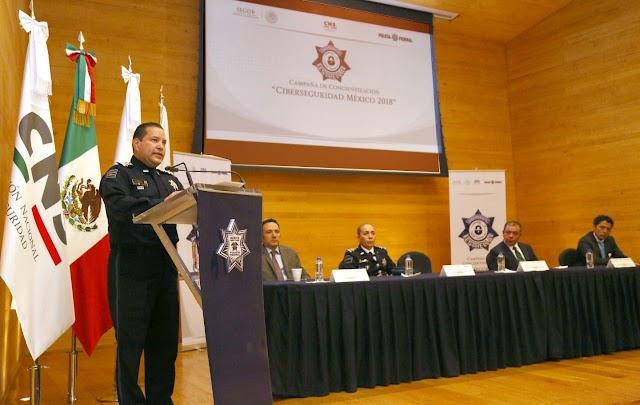 POLICÍA FEDERAL Y CONDUSEF INAUGURAN CICLO DE CONFERENCIAS EN MATERIA DE CIBERSEGURIDAD