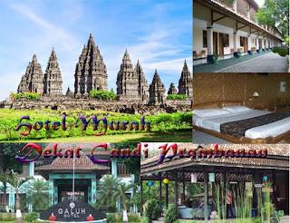 Hotel Murah Dekat Candi Prambanan Saat Akhir Pekan