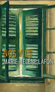 Vie quotidienne de FLaure : [Lecture] Nos vies - Marie-Hélène LAFON