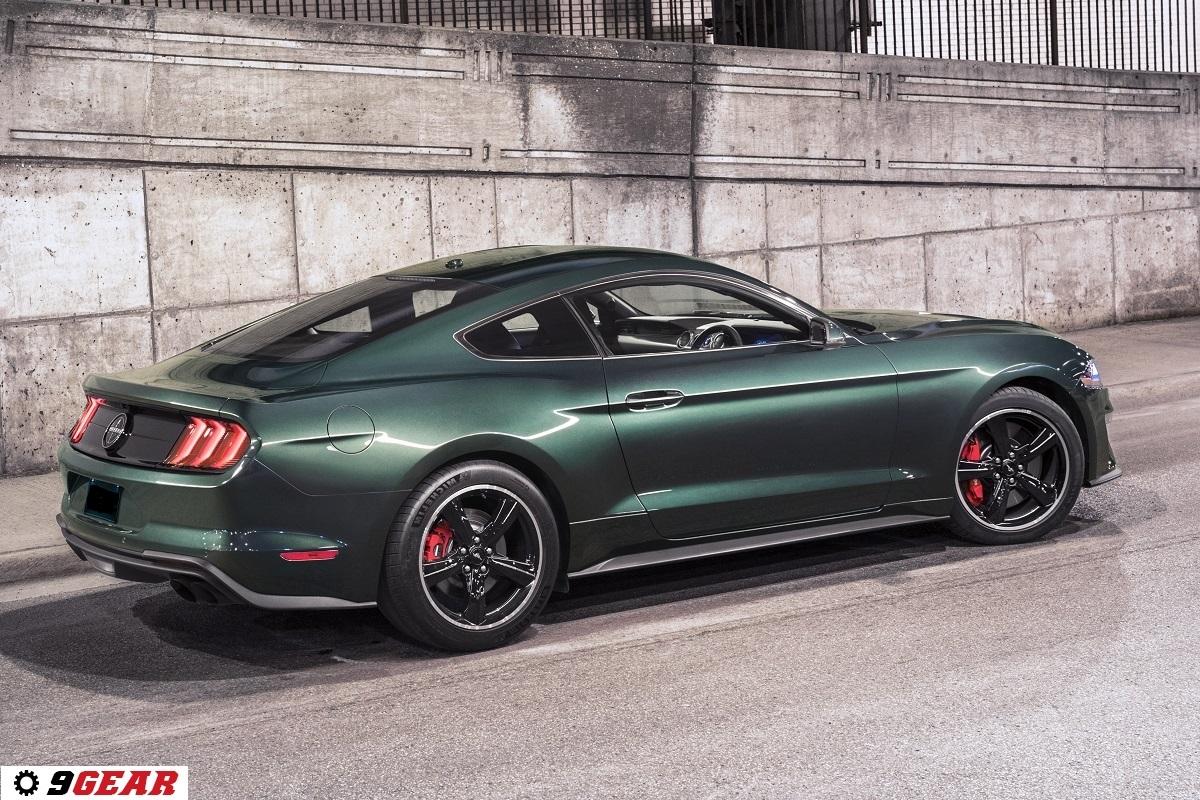 2019 ford mustang bullitt limited edition 5 0 liter v8 475 horsepower car reviews new car. Black Bedroom Furniture Sets. Home Design Ideas