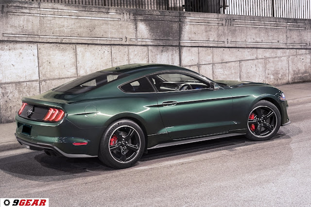 2019 Ford Mustang Bullitt limited-edition: 5.0-liter V8 475 horsepower | Car Reviews | New Car ...