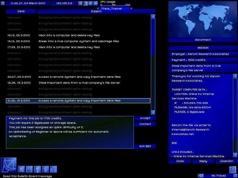 Online Games Datenbank