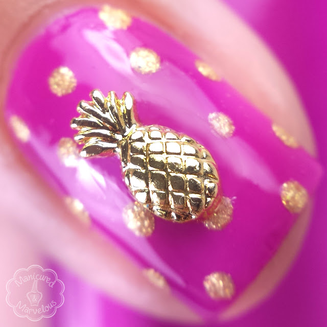 Born Pretty Store: Pineapple Charm