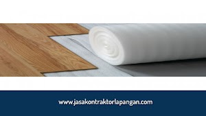 Jual Underlayer Interlocking Karpet Futsal