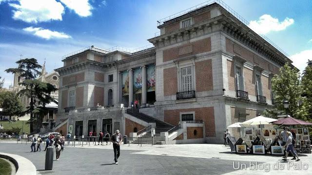 Museo del Prado entrada