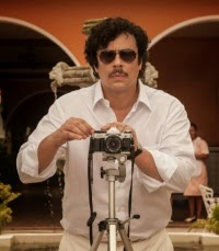 Paradise Lost (Pablo Escobar) Movie