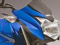 Honda CB110: Carenaje
