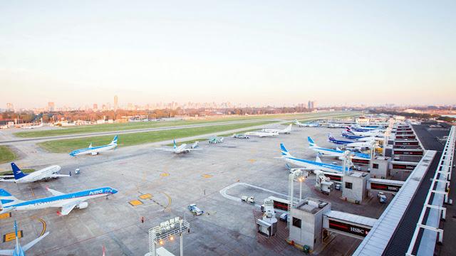 Instalan nueva tecnología de detección de rayos en aeropuertos argentinos