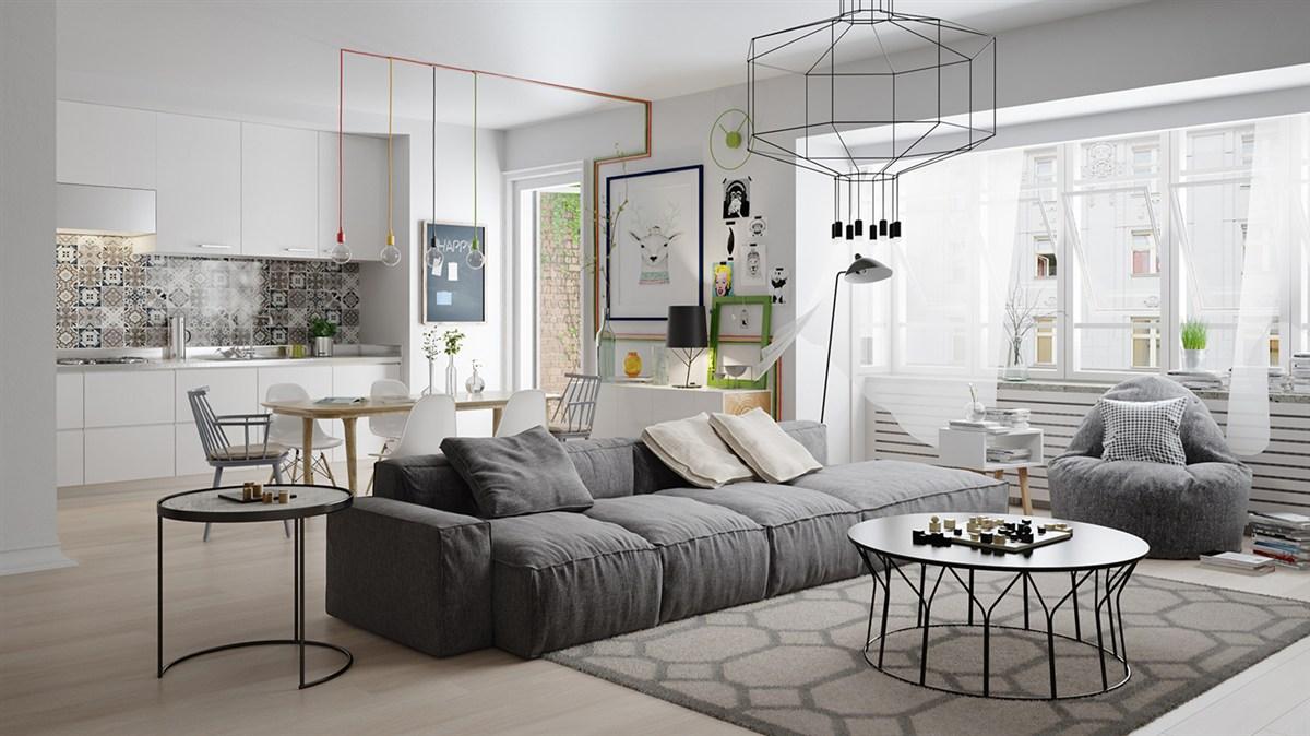 wohnzimmer aufpeppen - Home Creation