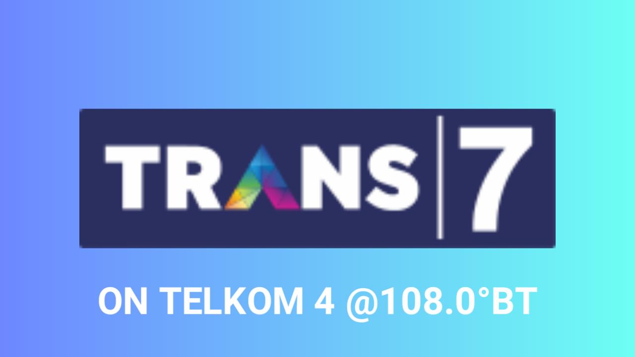 Frekuensi Trans7 di Satelil Telkom 4 Terbaru 2019