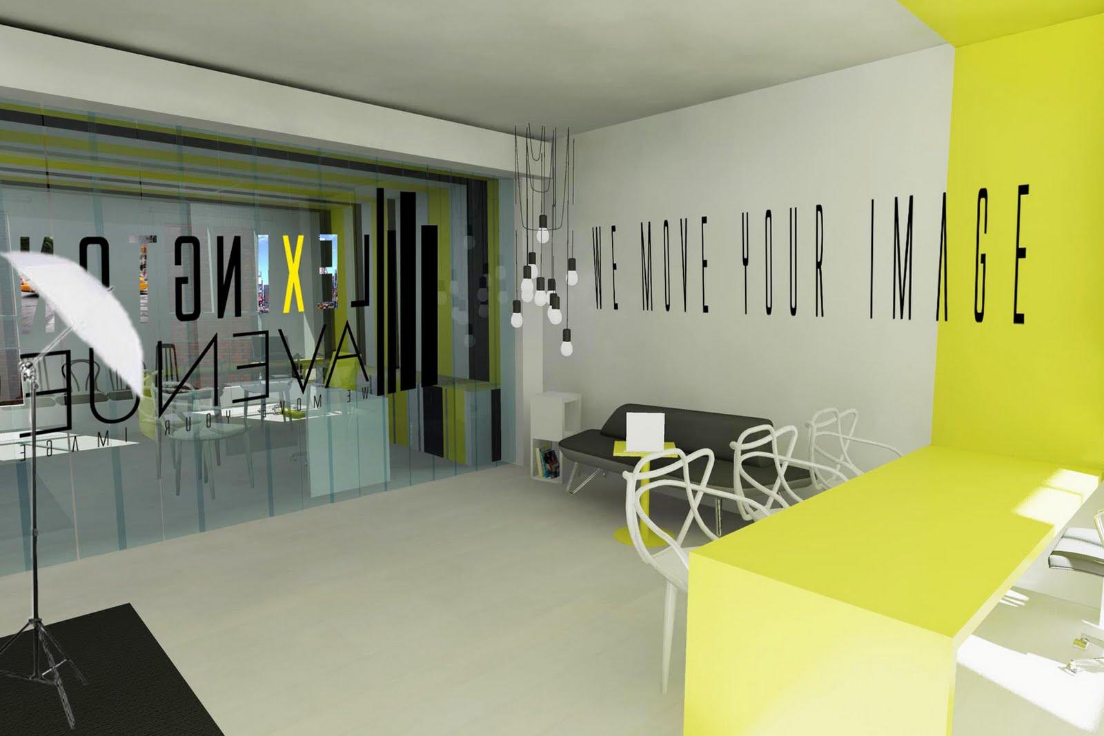 Quespacio blogspot oficinas de dise o for Diseno de oficinas modernas en casa