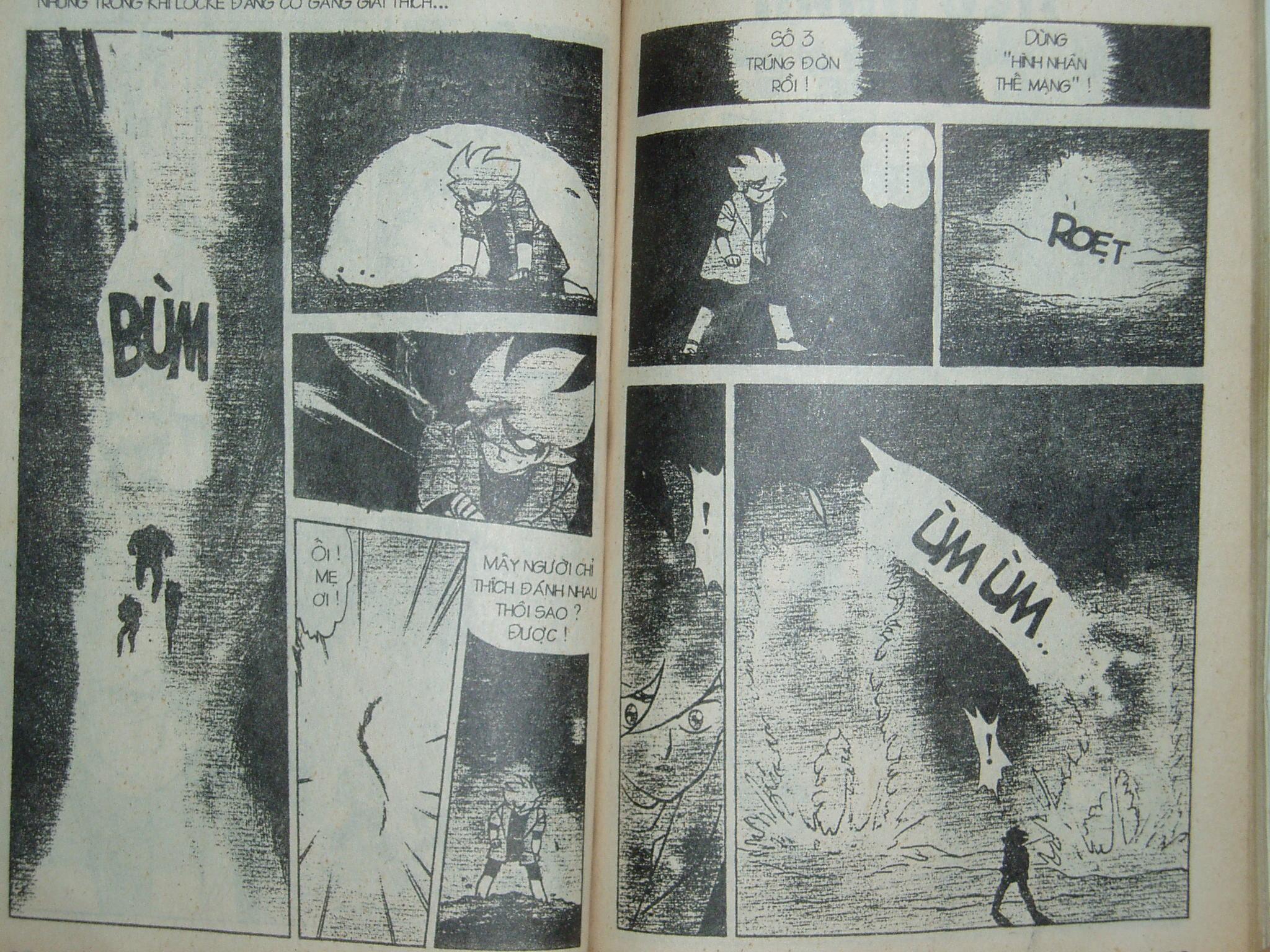 Siêu nhân Locke vol 17 trang 40