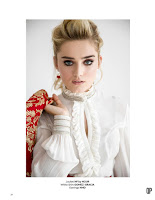 Meg Donnelly QP Magazine Picture