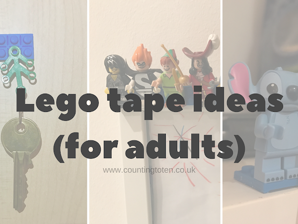 LEGO Tape Ideas For Adults