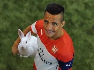 Alexis Sanchez Reveals Truth About Rumoured Rabbit Story
