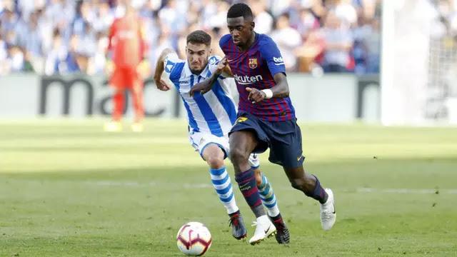 Barcelona Menang Tipis Atas Sociedad