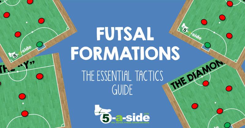 Formasi Futsal Bertahan Dan Menyerang Terbaik Untuk Tim Futsal Anda