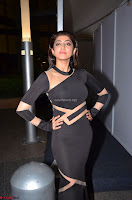 Pranitha Subhash in a skin tight backless brown gown at 64th Jio Filmfare Awards South ~  Exclusive 077.JPG