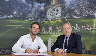Pjanic Senang Akhirnya Bergabung bersama Juventus