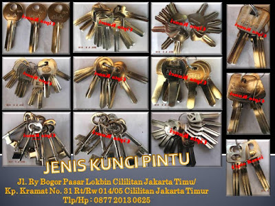 Duplikat Kunci Jakarta & Ahli Kunci Jakarta 081-311-661-607