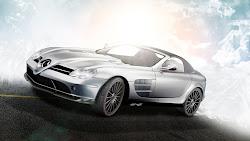 Mercedes-Benz Mclaren SLR 722S