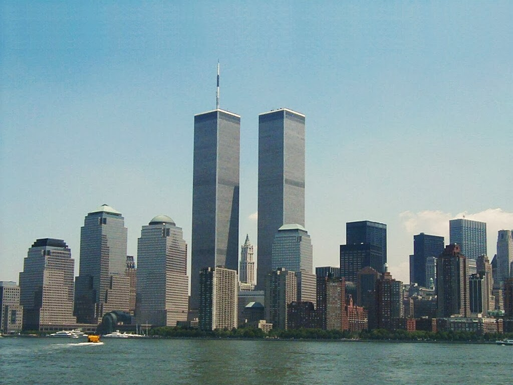 World Trade Center in New York City,