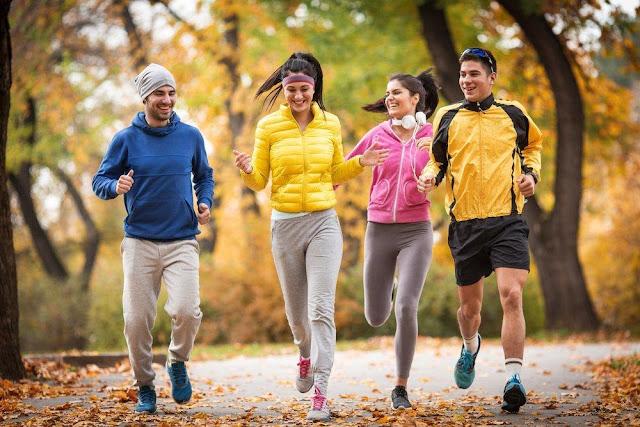 Cara Berolahraga Pagi Yang Tepat
