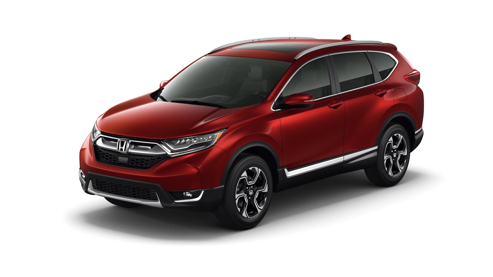 Şık Honda - bir crossover-rüya