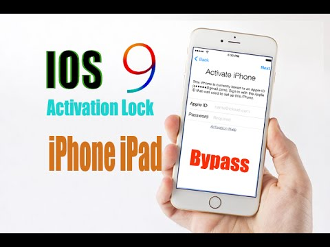 iphone 5 activation lock bypass icloud iphone on ios 9 beta avtivation lock 6804