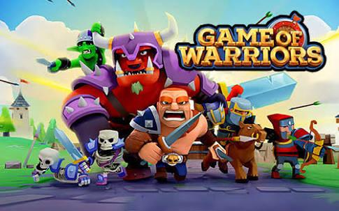 Game of Warriors v1.1.16 Apk Mod [Dinheiro Infinito]