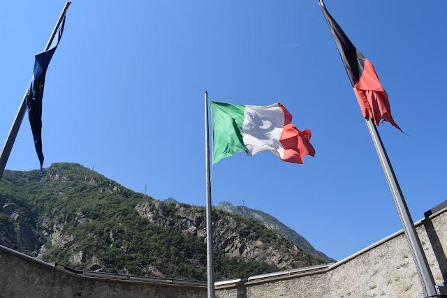 Valle-D-Aosta-Bandiere