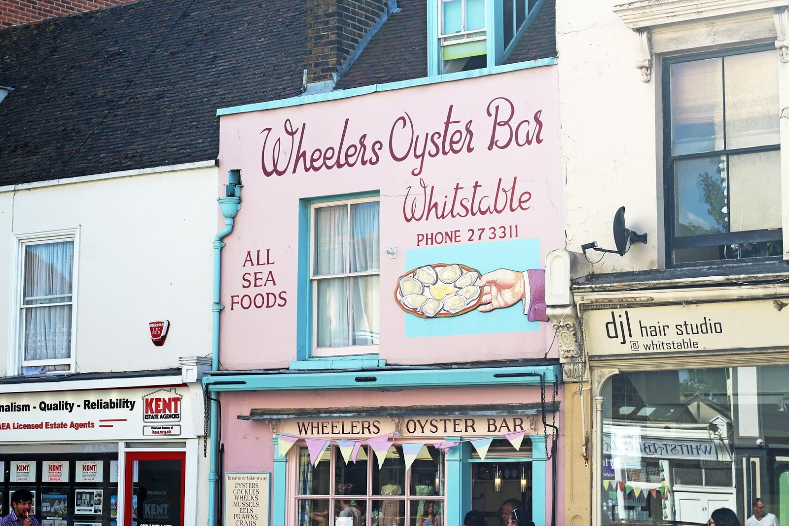 whitstable, whitstable uk, whitstable beach, visit whitstable, wheelers oyster bar whitstable